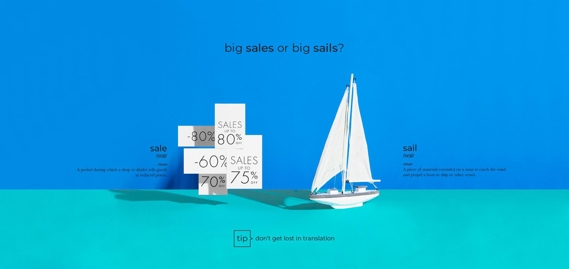 sails sales