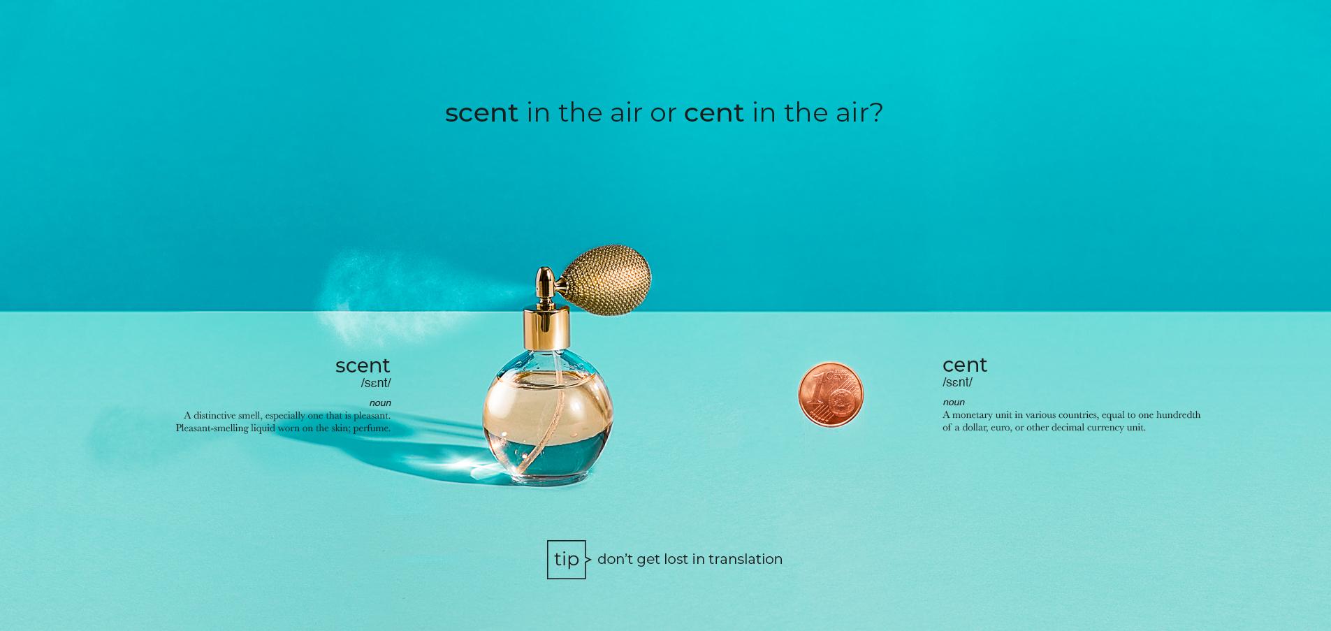 scent cent